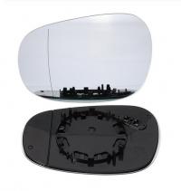 Зеркальный элемент с подогревом для BMW E81/E90