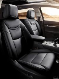 Кожаные чехлы на сиденья для BMW 3/4 Серии