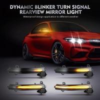 Светодиодный индикатор Динамический указатель поворота для BMW F30/F20