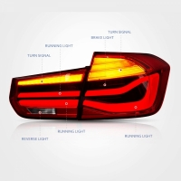Светодиодные задние фонари для BMW F30/F35 2013-2017