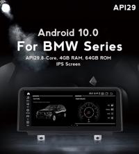 Автомобильный мультимедийный плеер для BMW X1 E84 (2009-2015)